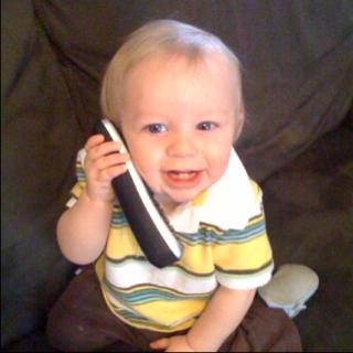 Calling Grandma