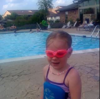 Swimming Snapshots