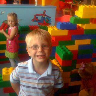 Loving Legoland.