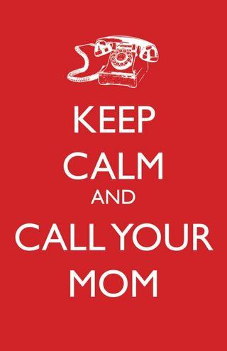 Call Mom